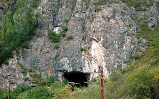 Денисовы пещеры