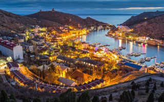 Балаклава в Крыму — что посмотреть и какие достопримечательности посетить, развлечения, пляжи