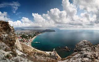 Судак Крым — частный сектор