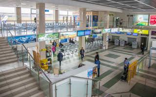 Аэропорт Алтая