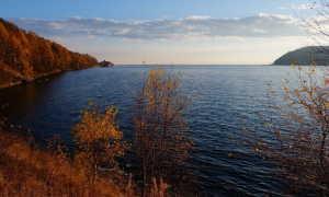 Озеро Байкал: сточное или бессточное