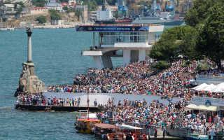 Всё про Крым — численность населения, климат, районы, достопримечательности
