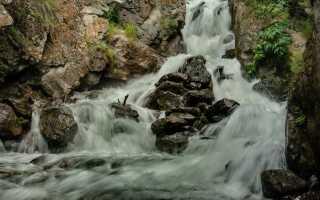 Водопады Чемала