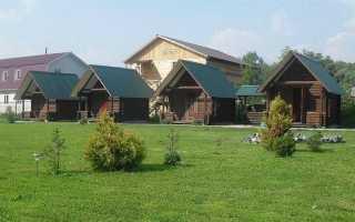 База отдыха Кедровая