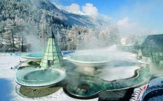 Термальные источники Австрии
