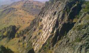 Гора Бабырган
