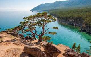 Особенности озера Байкал