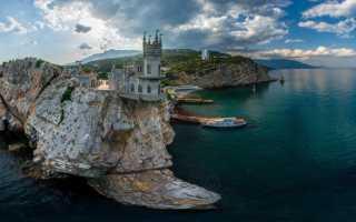 Базы отдыха в Крыму