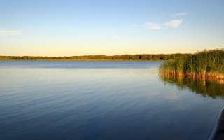 Озеро Горькое — лучшие базы отдыха