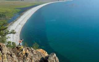 На озеро Байкал на машине
