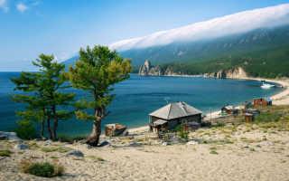 Где расположено озеро Байкал