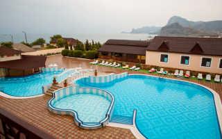 Отели Крыма с бассейном