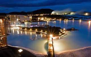 Топ 9 горячих источников Исландии