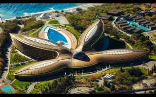 Лучший отель Мрия в Крыму