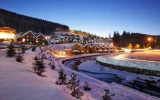 Карпаты горнолыжный курорт