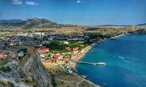 Где лучше отдыхать в Крыму