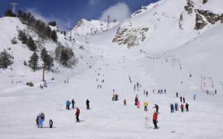 Эльбрус горнолыжный курорт