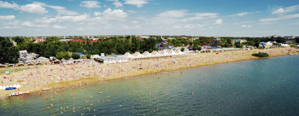 Озеро Яровое Алтай