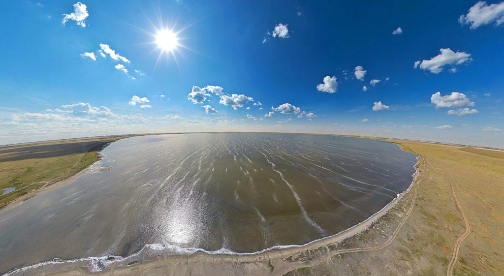 Малое Яровое озеро Алтай