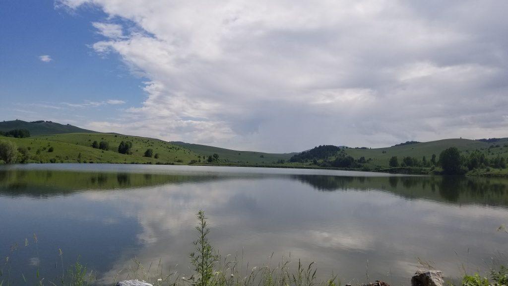 Озеро Айченок Алтай