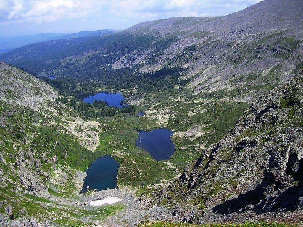 Каракольские озера Алтай