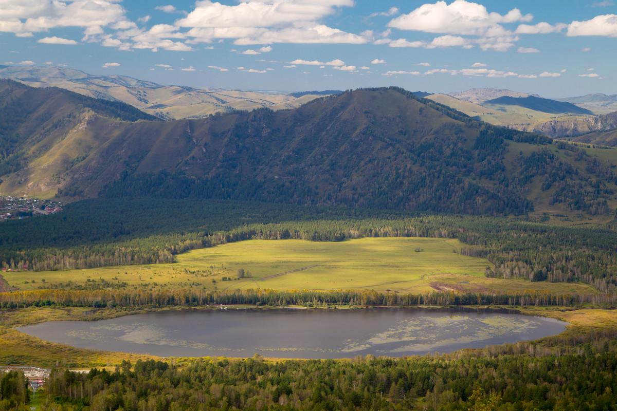 всюду озеро манжерок алтай фото этого накануне праздника