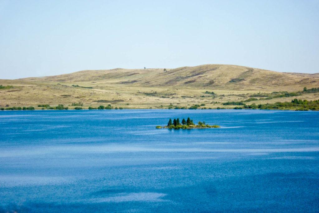 белое озеро Алтайский край
