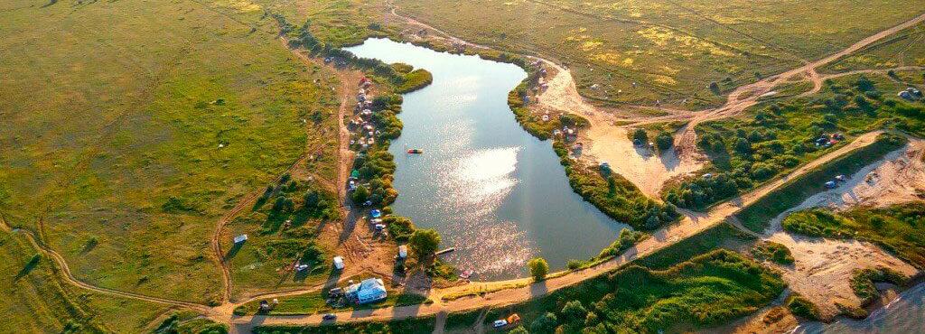 Озеро Теплый ключ Яровое