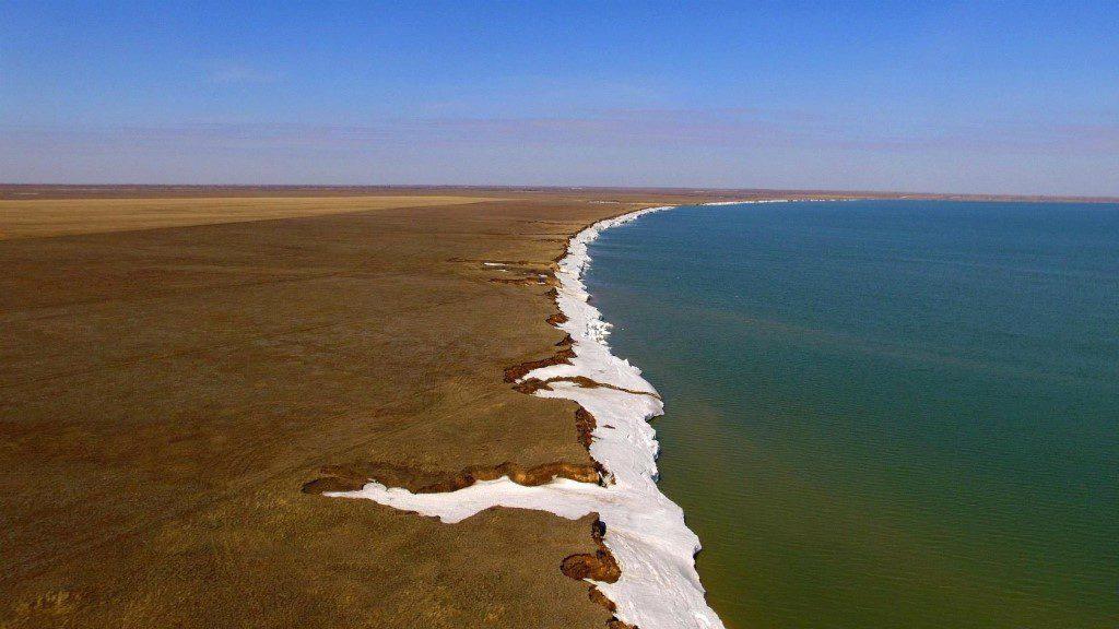 Озеро Яровое Алтайский Край