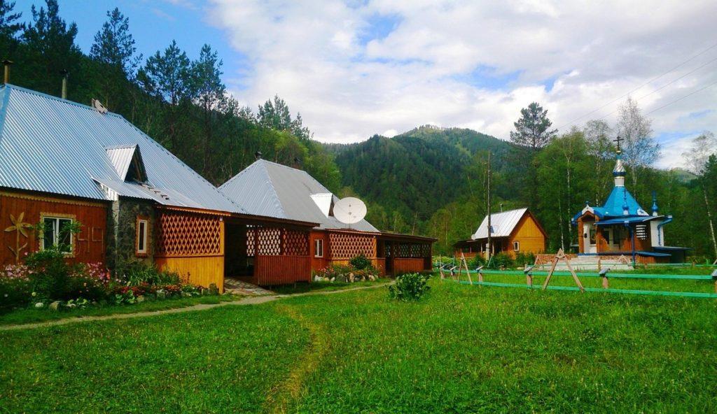 База отдыха Благодать Алтай