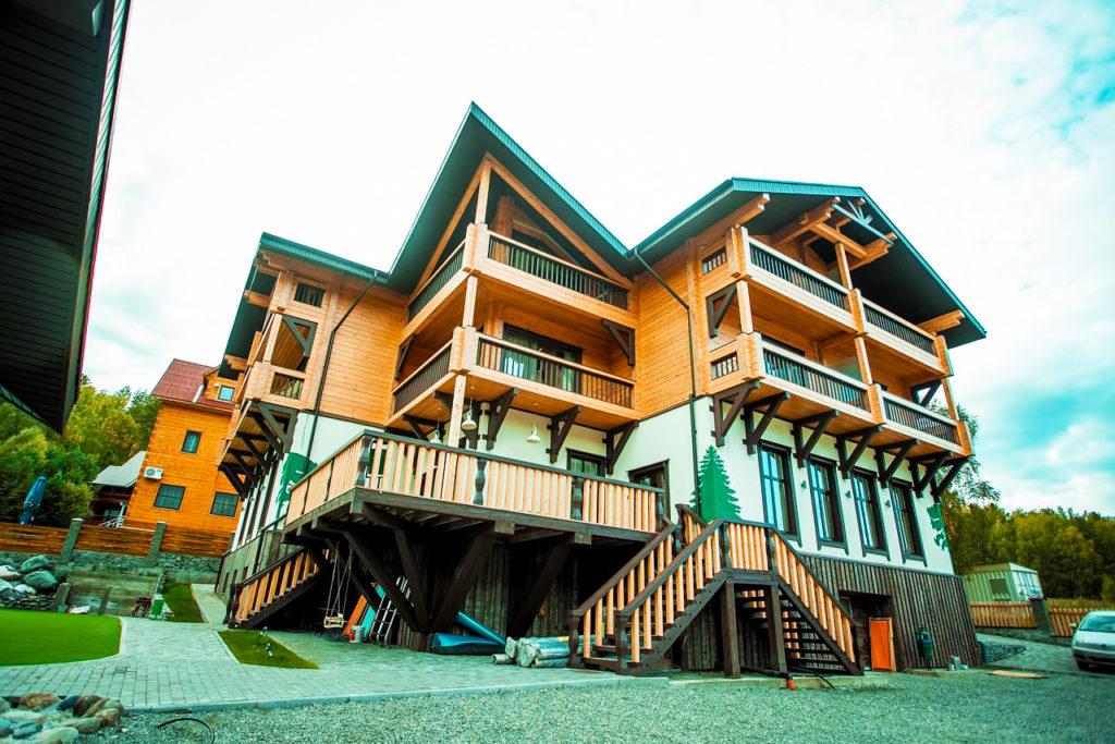 Эко отель Гринландия Алтай