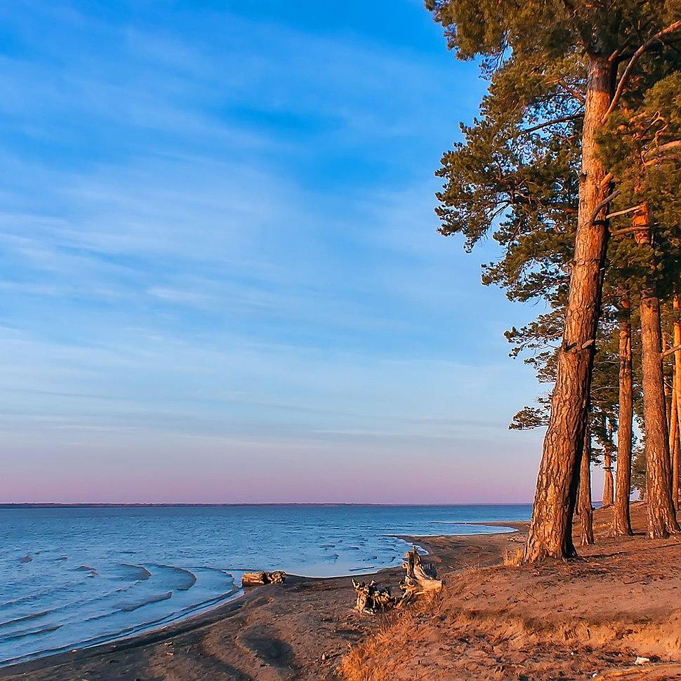Озеро Горькое Алтай