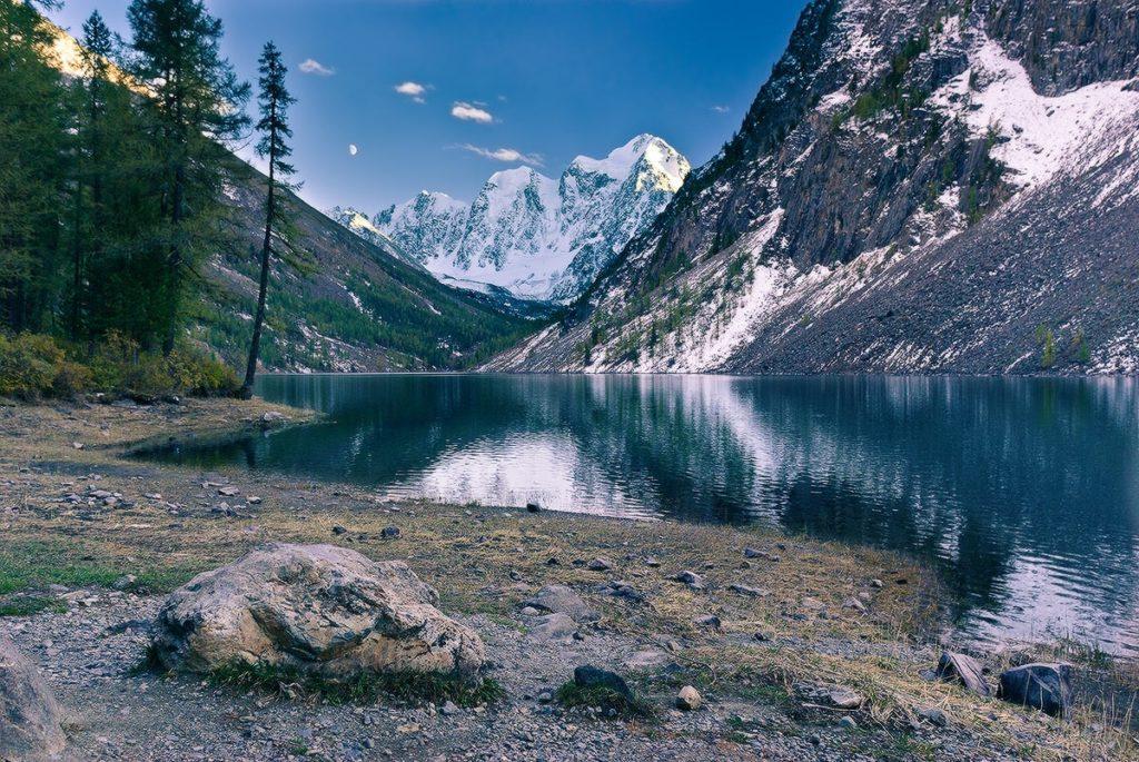Шавлинские озера Алтай