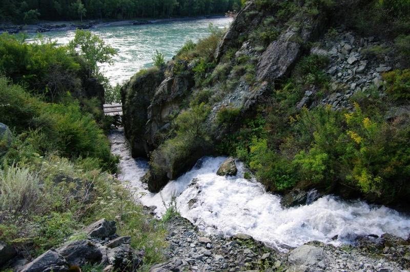 Водопад Бельтертуюк