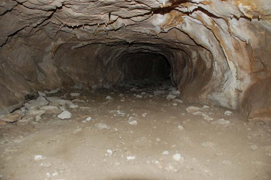 Большая прямухинская пещера
