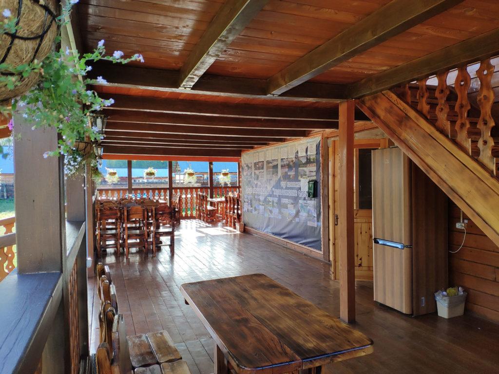 Дом Мультинские озера Алтай