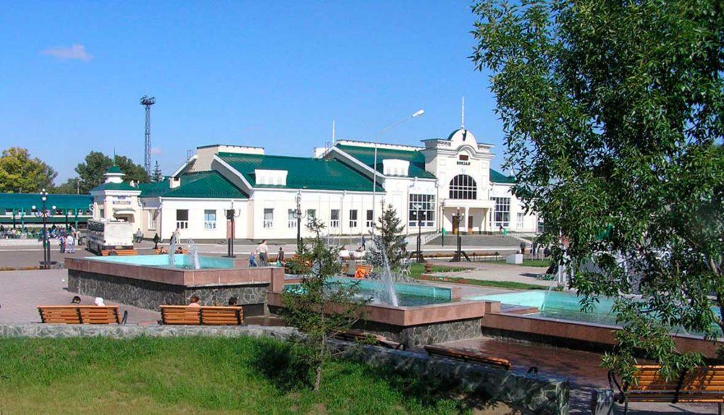 Рубцовск Алтайский край