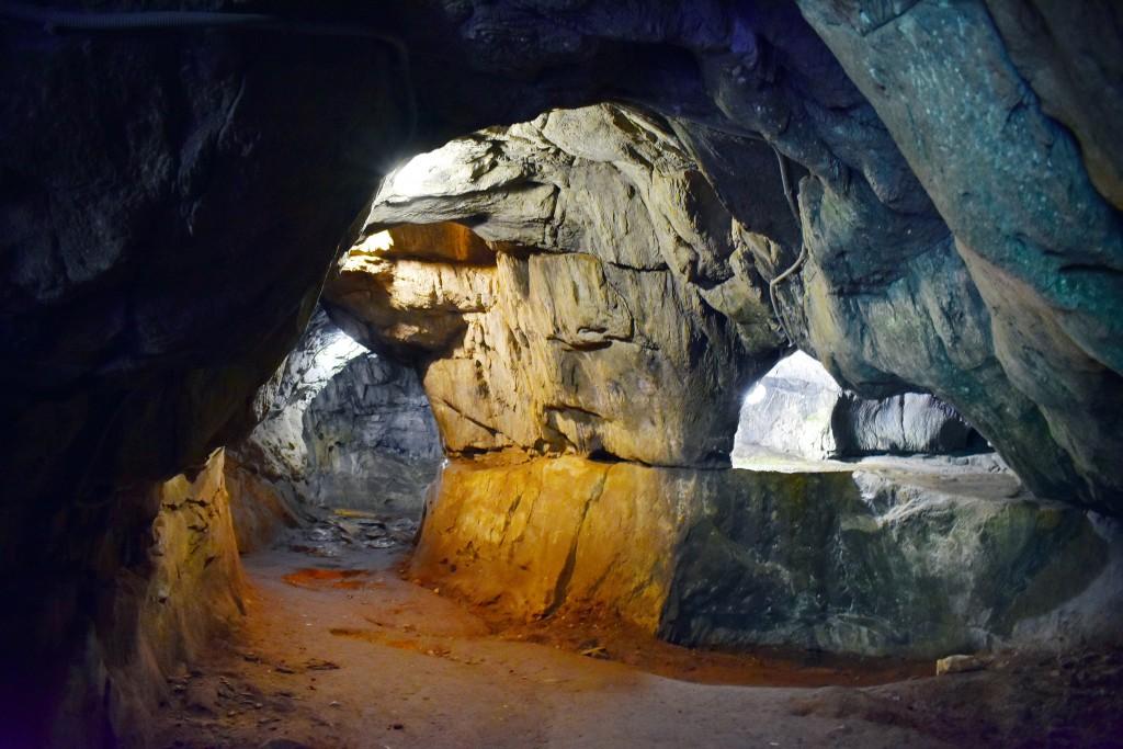 Тавдинские пещеры Алтайский край