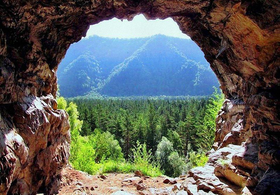 Тавдинская пещера изнутри