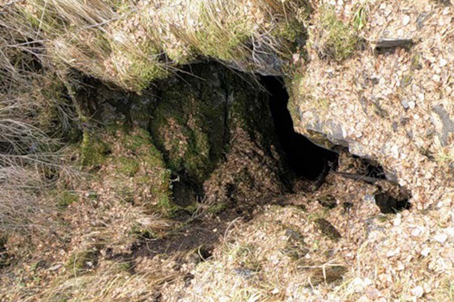 Верх-Аносинская пещера Алтай