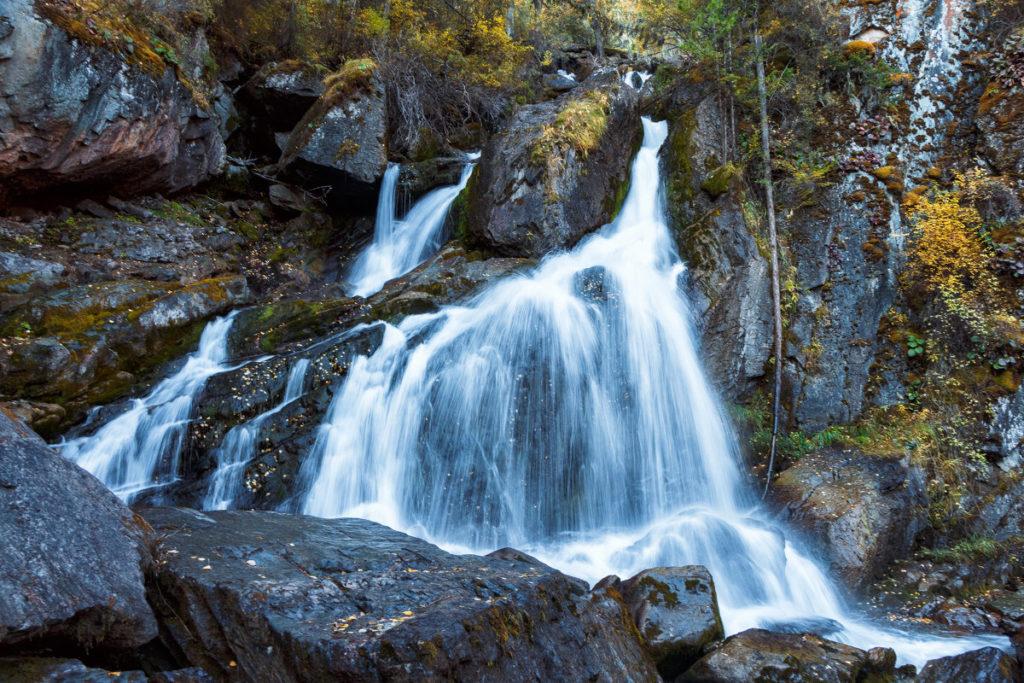 Водопад Алтай