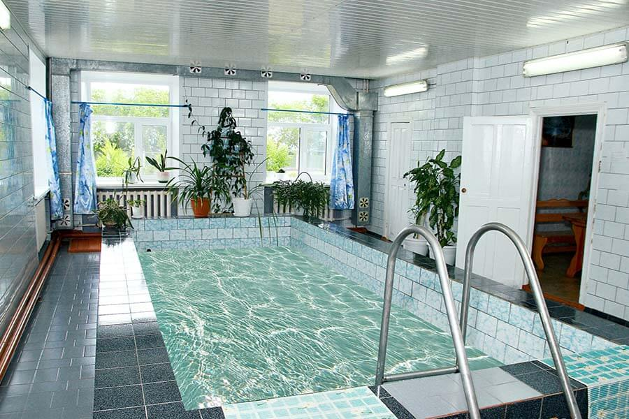 Яровое санаторий бассейн