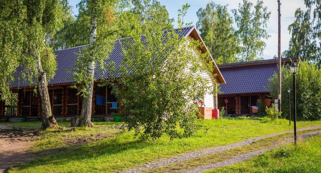 База Березка домик Алтай