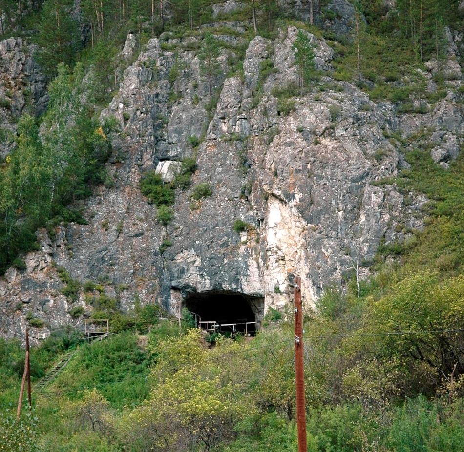 Денисова пещера Алтай