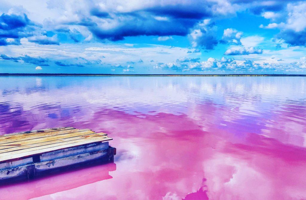 Малиновое озеро Горный Алтай