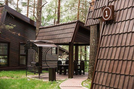 Эко-отель Шишка Алтай