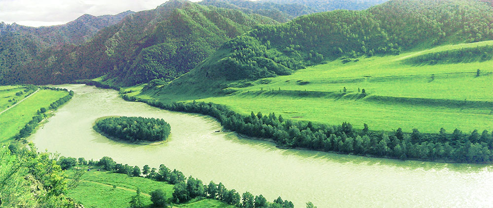 Долина Горных духов Алтай