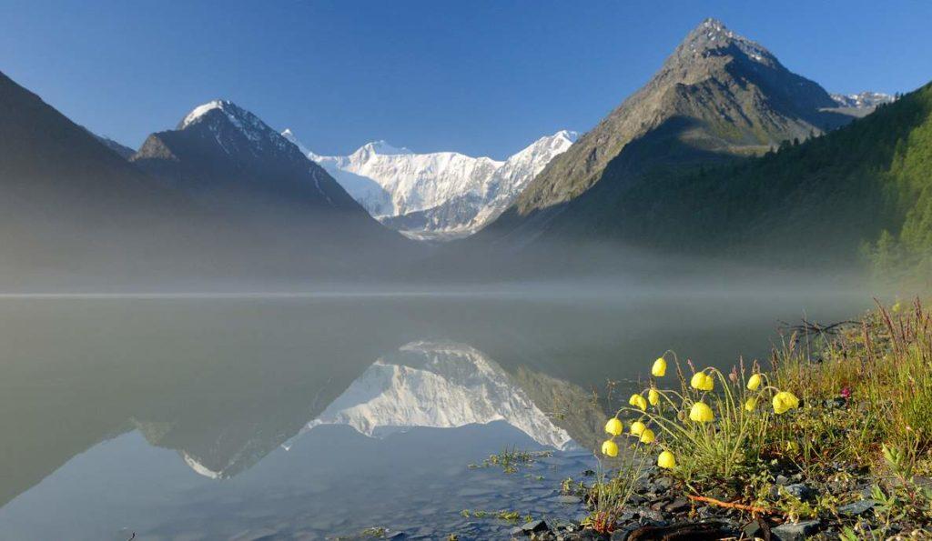 Озеро горных духов