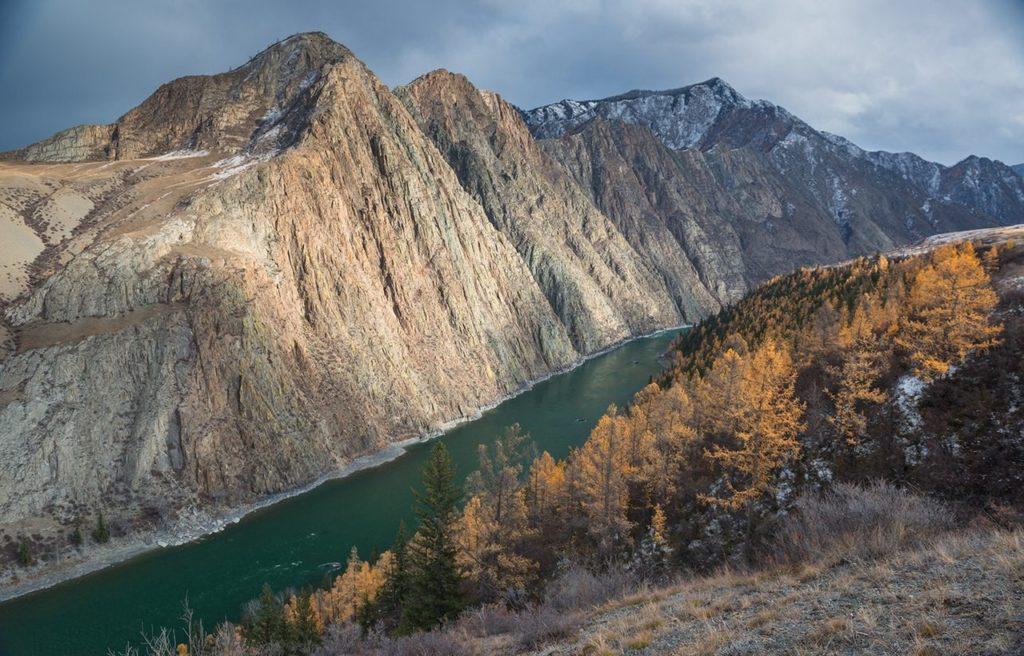 Река Катунь Алтай