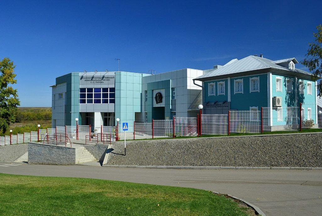 Музей Космонавтики Алтай
